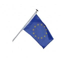 Pavillon drapeau Europe pour mât - pavillon Union Européenne - Net Collectivités