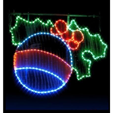 Boules de Noël personnage plastique Nounours boules de Noël Remorque Décorations