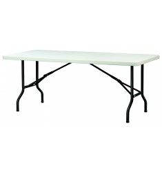 Table pliante Polypro Rectangulaire