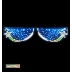 Traversée Lumineuse - Vénus - Décor irisant