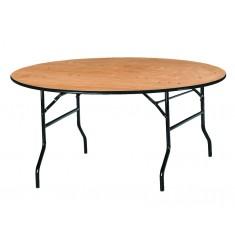 Table pliante Tarragone Ronde