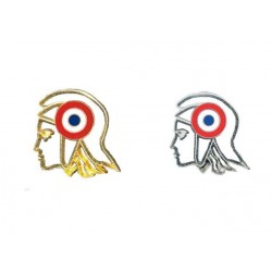 Visuel de la boutonnière Pin's Marianne - Net Collectivités