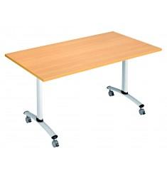 Table Basculante avec roulettes
