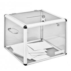 Urne de vote - 1300 bulletins - Net Collectivités