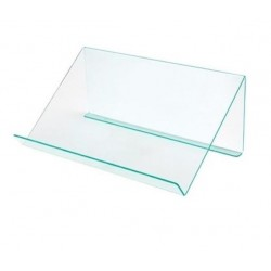 Pupitre de table pour conférence en plexi incolore - Net collectivités