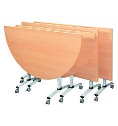 Table Basculante Ronde