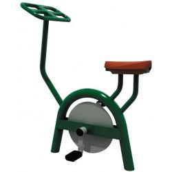 Vélo elliptique pour parcs de collectivités - sport fitness extérieur
