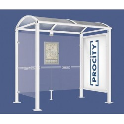 Station de bus Lérins - Net Collectivités