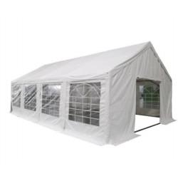 Tente pliante pro 5 X 8 m - Tubes Ø 50 mm - PVC M2 - HAUTEUR 2.2 M - Net collectivités