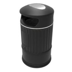 Poubelle pour collectivité en plastique Giro
