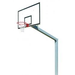 But de basket extérieur fixe