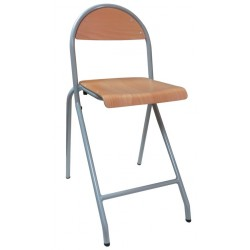 Chaise haute lycée professionnel Cathy