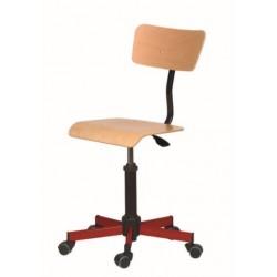 Chaise technique réglable Cléo