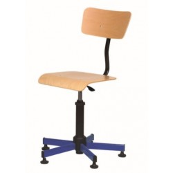 Chaise technique réglable en hauteur Clara