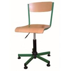 Chaise écolier réglable Paula