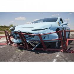 Barrière haute sécurité anti voiture bélier