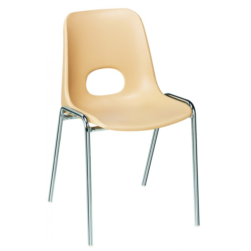 À Coque Bologne Empilable Empilable Bologne Chaise À Chaise 4ALR3qj5