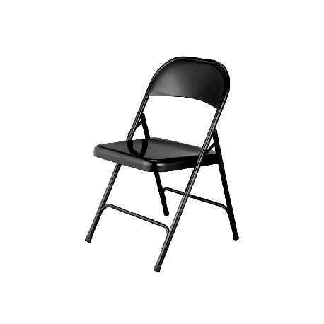 Chaise pliante en métal EUROP