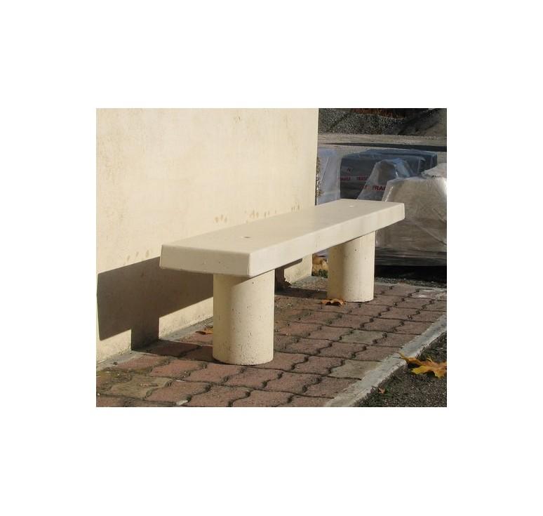 banquette en b ton dune mobilier urbain banquette. Black Bedroom Furniture Sets. Home Design Ideas