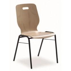 La chaise à coque, assemblable ou pas