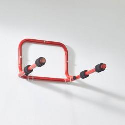 Support pour accrocher les vélos au mur