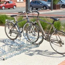 Le râtelier hollandais pour vélo en acier