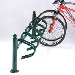 Râtelier modèle New York pour 5 vélos