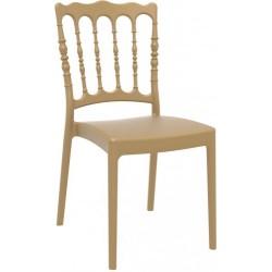 Chaise chaise dorée Napoléon