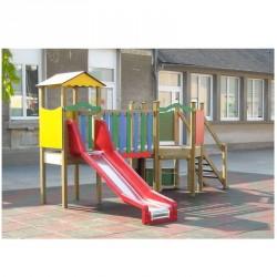 Aménagement d'espaces de jeux pour les enfants - Pour écoles et aire de jeux publiques