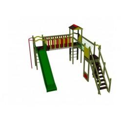 Composition multi jeux pour les enfants de 3 à 8 ans