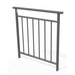 Barrière de sécurité en acier Bonne Garde 1000 mm