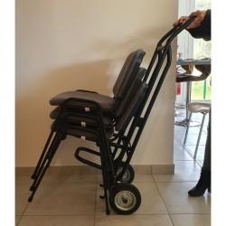 PRATIC'DIABLE Multifonction pour chaises empilables