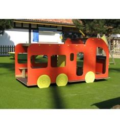 Structure Camion de Pompier
