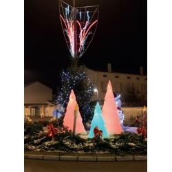 Sapin de Noël lumineux - 200 cm