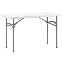 Table pliante en polypropylène
