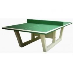Table Ping Pong tout Béton