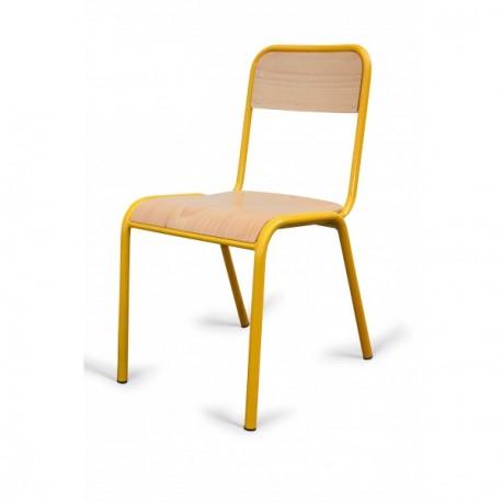 chaise colier mobilier scolaire. Black Bedroom Furniture Sets. Home Design Ideas