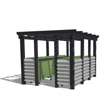 local conteneur cache conteneur. Black Bedroom Furniture Sets. Home Design Ideas