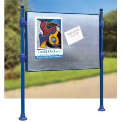 Panneaux d'affichage libre