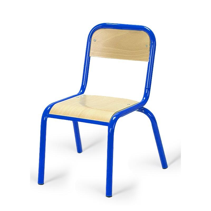 chaise maternelle noa 10 mobilier maternelle mobilier scolaire chaise enfant empilable. Black Bedroom Furniture Sets. Home Design Ideas