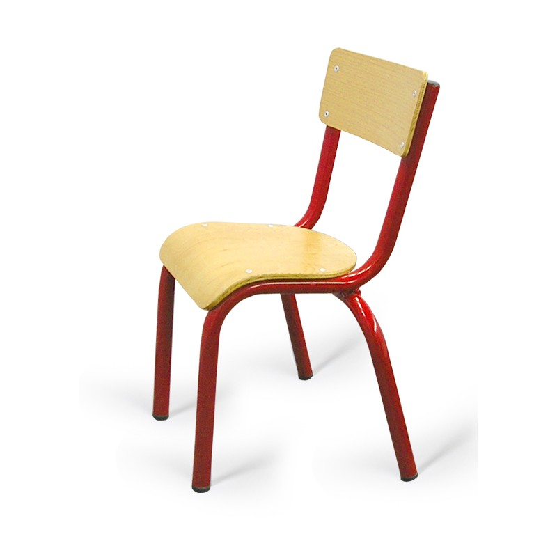Chaise maternelle Noa 20, mobilier maternelle, mobilier