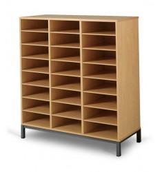 Rangement d 39 cole rangement pour casier scolaire casier - Meuble de rangement a casier ...