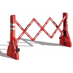 Barrière Extensible à rangement intégré