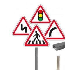 Panneaux routiers Danger