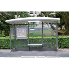 Abri Bus - Station de Bus