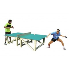 Table Ping Pong Bois compact