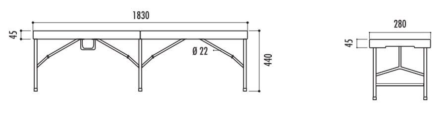 banc-pliant-segovilla-dessin-technique.J