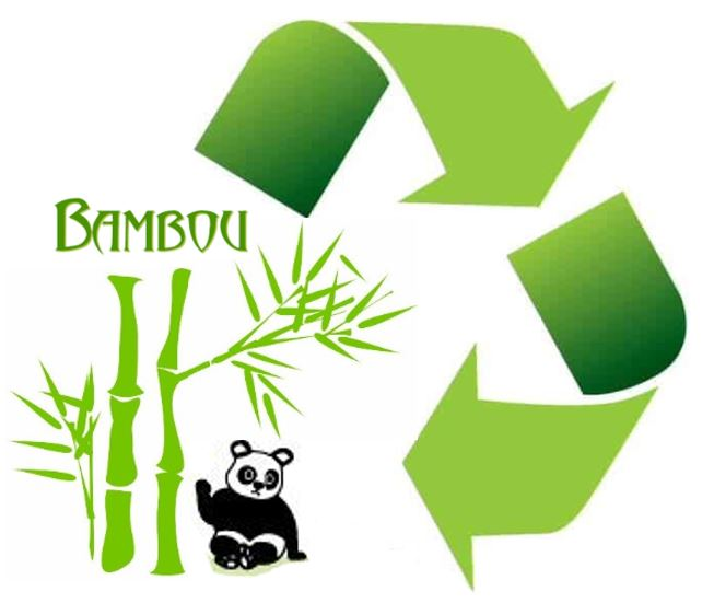 Logo décor de Noël fabriqué en Bambou - Net Collectivités